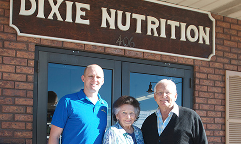 Dixie Nutrition Owners