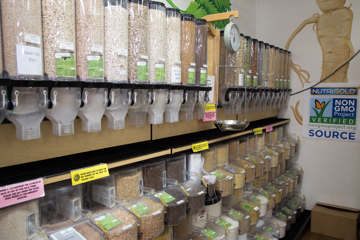 Bulk Herbs Spices & Sprouting Seeds
